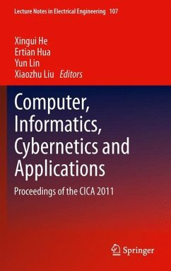 Computer, Informatics, Cybernetics and Applications: Proceedings of the Cica 2011