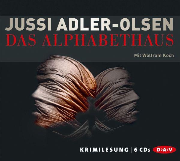 Das Alphabethaus, 6 Audio-CDs - Adler-Olsen, Jussi