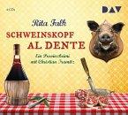 Schweinskopf al dente / Franz Eberhofer Bd.3 (4 Audio-CDs)