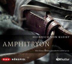 Amphitryon, 1 Audio-CD - Kleist, Heinrich von