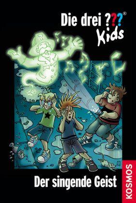 Der singende Geist / Die drei Fragezeichen-Kids Bd.49 - Pfeiffer, Boris; Blanck, Ulf