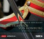 Prinz Friedrich von Homburg, 2 Audio-CDs