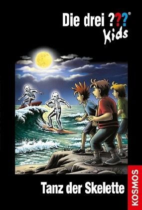 tanz der skelette / die drei fragezeichen-kids bd.48 von boris pfeiffer portofrei bei bücher.de