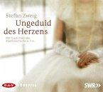 Ungeduld des Herzens, 2 Audio-CDs
