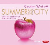 Summer and the City, 4 Audio-CDs