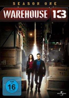 Warehouse 13 - Season One (3 Discs) - Eddie Mcclintock,Joanne Kelly,Saul Rubinek