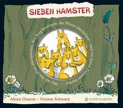 Sieben Hamster - Deacon, Alexis; Schwarz, Viviane