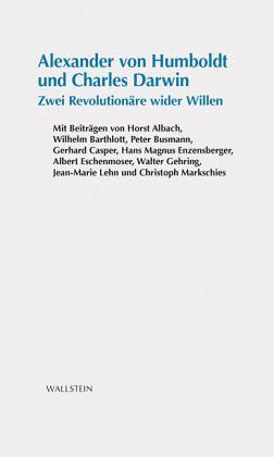 Alexander von Humboldt und Charles Darwin