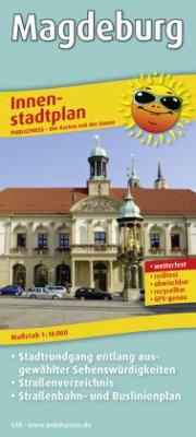 PublicPress Stadtplan Magdeburg