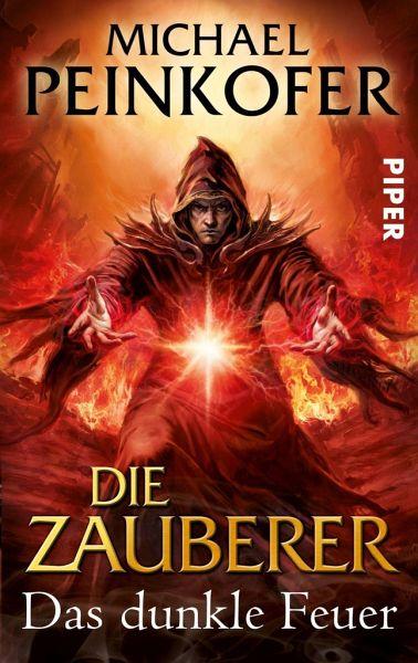Buch-Reihe Die Zauberer von Michael Peinkofer