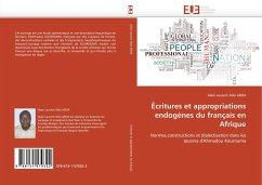 Écritures et appropriations endogènes du français en Afrique - ABOA, Alain Laurent Abia