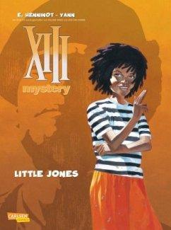 Little Jones / XIII Mystery Bd.3 - Henninot, Éric