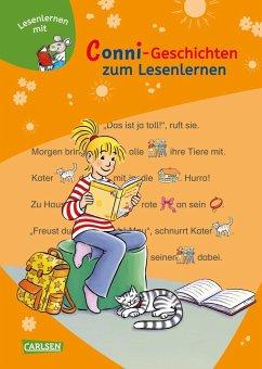 Conni-Geschichten zum Lesenlernen / Lesemaus zum Lesenlernen Sammelbd.10 - Boehme, Julia