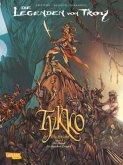 Die Legenden von Troy 03: Die Hügel der hundert Tempel