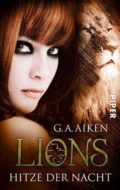 Hitze der Nacht / Lions Bd.1 - Aiken, G. A.