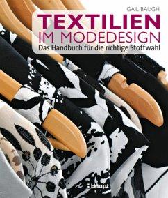 Textilien im Modedesign - Baugh, Gail