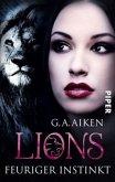 Feuriger Instinkt / Lions Bd.2