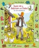 Komm mit zu Pettersson und Findus! Ein Wimmelbilderbuch