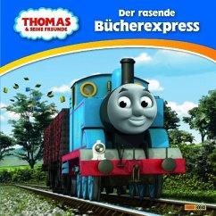 Thomas und seine Freunde: Geschichtenbuch 02: Der rasende Bücherexpress