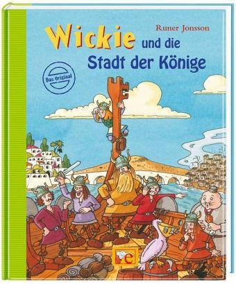 Wickie und die Stadt der Könige - Jonsson, Runer