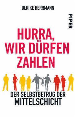 Hurra, wir dürfen zahlen - Herrmann, Ulrike