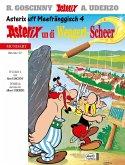 Asterix un di Wengert-Sscheer; Die goldene Sichel / Asterix Bd.6 (unterfränkische Ausgabe)
