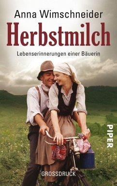 Herbstmilch - Wimschneider, Anna