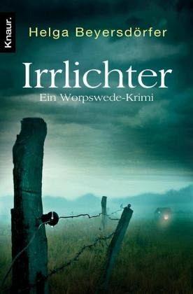 Buch-Reihe Ein Worpswede-Krimi von Helga Beyersdörfer