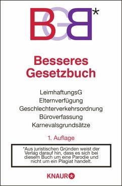 BGB - Kuhn, Oliver;Reinwarth, Alexandra;Fröhlich, Axel