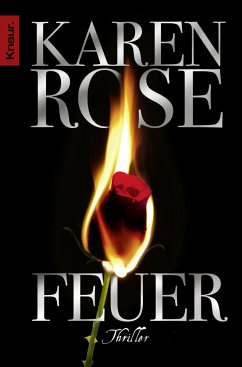 Feuer / Lady-Thriller Bd.11 - Rose, Karen