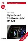 Hybrid- und Elektroantriebe im Kfz, Version 2.0, CD-ROM