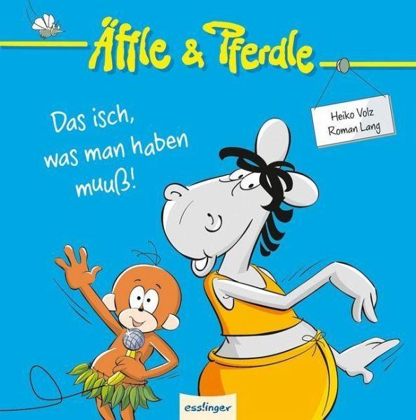 Buch-Reihe Äffle & Pferdle