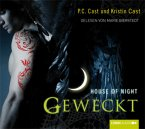 Geweckt / House of Night Bd.8 (5 Audio-CDs)
