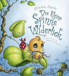 Die kleine Spinne Widerlich Bd.1 - Amft, Diana