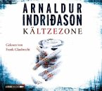 Kältezone / Kommissar-Erlendur-Krimi Bd.6 (4 Audio-CDs)