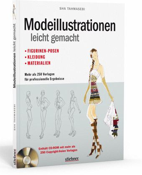 Modeillustrationen leicht gemacht von Sha Tahmasebi - Buch - bücher.de