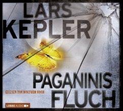 Paganinis Fluch / Kommissar Linna Bd.2 (6 Audio-CDs) - Kepler, Lars