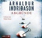 Abgründe / Kommissar-Erlendur-Krimi Bd.10, 4 Audio-CDs