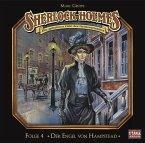 Der Engel von Hampstead / Sherlock Holmes Bd.4 (1 Audio-CD)