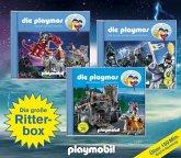 Die Playmos - Die große Ritter-Box (3 Audio-CDs)