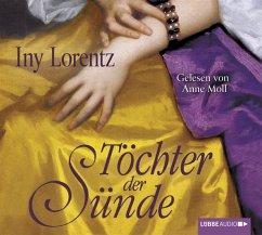 Töchter der Sünde / Die Wanderhure Bd.5 (6 Audio-CDs) - Lorentz, Iny