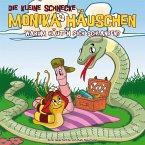 Warum häuten sich Schlangen?, 1 Audio-CD / Die kleine Schnecke, Monika Häuschen, Audio-CDs Nr.18