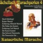 Schellack Marschperlen 4,Kaiserlische M