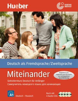 Miteinander selbstlernkurs deutsch f r anf nger for Thomas storz