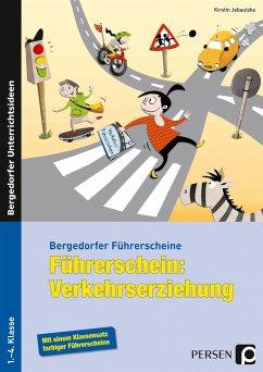 Führerschein: Verkehrserziehung