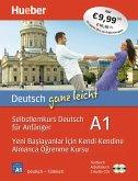 Deutsch ganz leicht A1. Türkisch