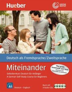 Miteinander. Englisch - Aufderstraße, Hartmut; Müller, Jutta; Storz, Thomas