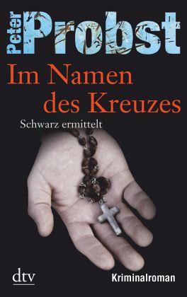 Buch-Reihe Schwarz ermittelt von Peter Probst