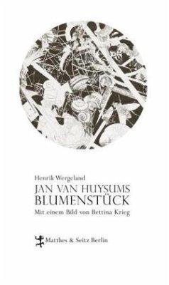 Jan van Huysums Blumenstück - Wergeland, Henrik