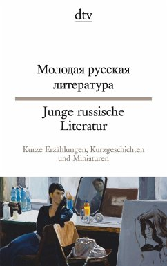 Junge russische Literatur - Senft, Kristina